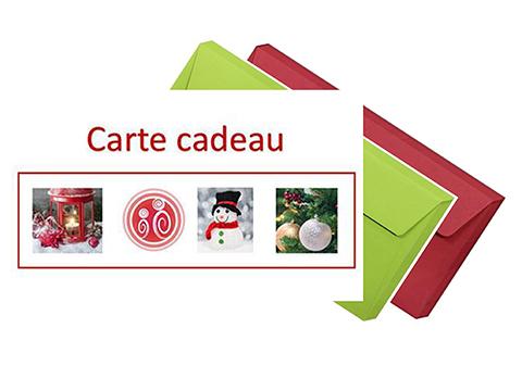 Carte Cadeau Soin énergétique