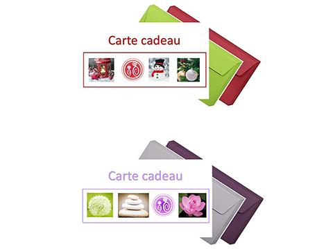 Carte Cadeau Par Courrier Au Choix – Valeur 100 Euros